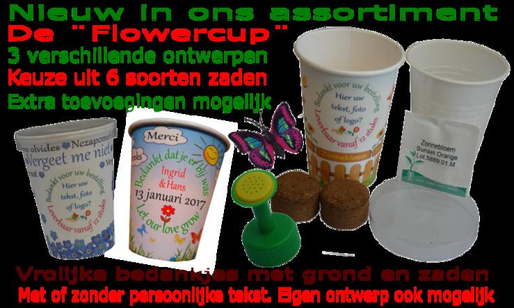 Flowercups
