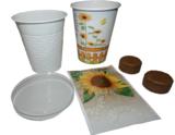 Flowercup Zonnebloem 35 stuks_15