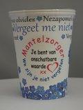 Mantelzorg Flowercup type Vergeet me Niet + Tekst_6