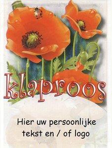 Klaproos / Papaver