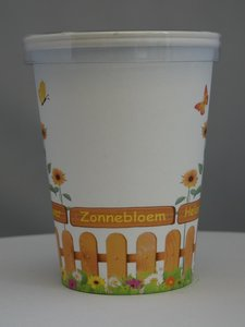 Flowercup type Zonnebloem