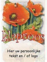 Klaproos-Papaver