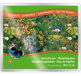 Zaadmat-Vlinderbloemen